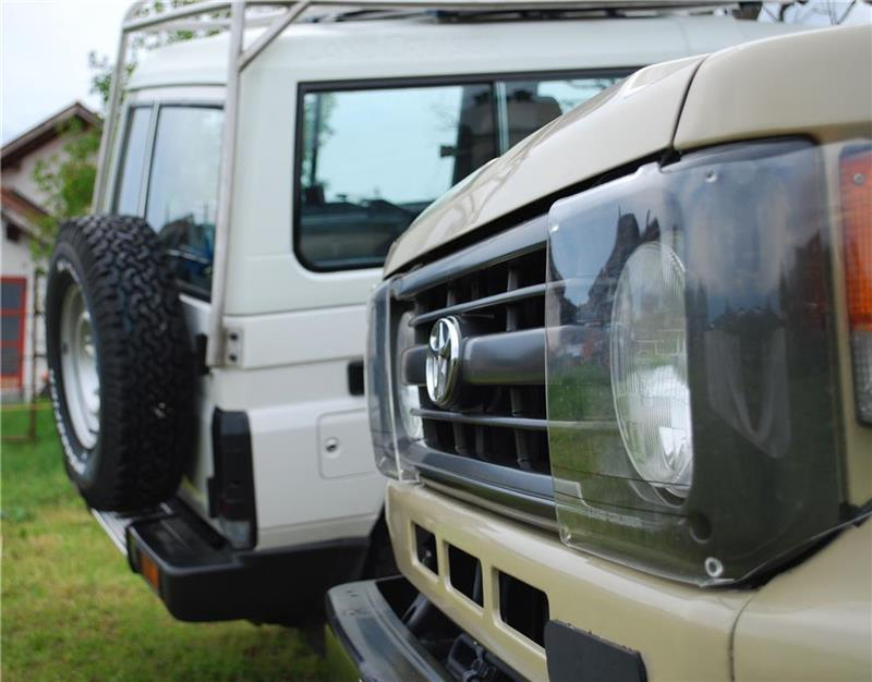 Banditoy - Toyota Land Cruisers and Hilux specialist