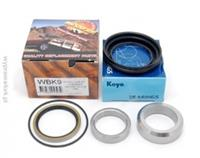 Wheel bearing kit with ABS