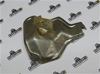 Master cylinder heat shield