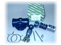 Adjustable tie rod repair kit